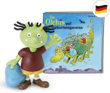 tonies Hörfiguren für Toniebox - Die Olchis - Die Olchis auf Geburtstagsreise - ca. 33 Min. - Ab 5 Jahre -DEUTSCH