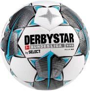 Derbystar Bundesliga Brillant APS Minifussball, weiß, mini