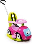 Smoby 720303 'Maestro Balade' 4in1 Kinderfahrzeug, ab 6 Monaten, bis 50 kg belastbar, pink