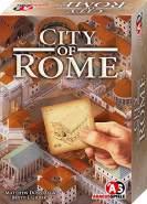 ABACUSSPIELE 03071 - City of ROME, Strategiespiel, Familienspiel