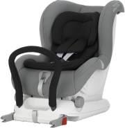 Britax Römer Kindersitz 9 Monate - 4 Jahre I 0 - 18 kg I MAX-FIX II  Reboarder Autositz Gruppe 0+/1 I Steel Grey