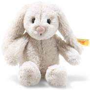 Steiff 80852 Soft Cuddly Friends Hoppie Hase, hellgrau