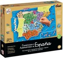 Lernspiel Provinces of Spain Diset (ES)