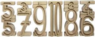 Wissner - Stapelzahlen - 100er Zahlenraum