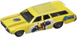 Cars Mattel DLB45 - '71 Plymouth Satellite - Pop Culture X-Men | Hot Wheels Premium Auto Set