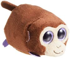TY Glubschis - Monkey Affe, braun - Teeny Tys - 10 cm