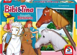 Schmidt Spiele 40577 - Bibi und Tina, Das große Rennen