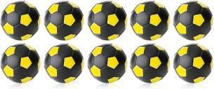 WINSPEED KICKERBALL by Robertson 35mm 10er Set (schwarz-gelb)
