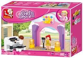 Sluban M38-B0521 - Girls Dream, BAU- und Konstruktionsspielzeug