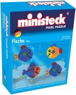 Ministeck 32552 - Fische Minibox, Steckplatten, Steine und Zubehör