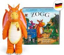 tonies Hörfiguren für Toniebox - Zogg Hörspiele Figur: ZOGG und Tommi TATZE - ca. 50 Min - ab 4 Jahre - DEUTSCH