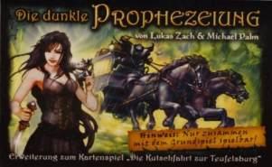 Adlung Spiele 121026 Die dunkle Prophezeiung