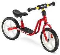 PUKY 4021 'LR 1' Laufrad, für Kinder ab 90 cm Körpergröße, bis 25 kg belastbar, höhenverstellbar, rot