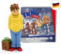 tonies Hörfiguren für Toniebox - TKKG Junior - Giftige Schokolade - ca. 58 Min. - Ab 5 Jahre -DEUTSCH