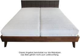AM Qualitätsmatratzen | Premium 7-Zonen Taschenfederkernmatratze H3 - 70x220 cm