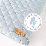Roba 'Style' Sicherheitswickelauflage, 75 x 85 cm blau
