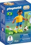 Playmobil 9510 Nationalspieler Brasilien ja Spielzeugfiguren