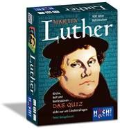 Huch & Friends 879592 - Martin Luther - Das Quiz, Familien Standardspiele