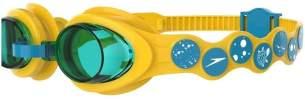 Speedo Schwimmbrille Spot junior PVC/Silikon gelb Einheitsgröße