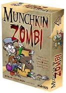 Raven Munchkin Zombi