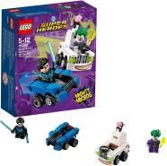 LEGO DC Super Heroes Mighty Micros: Nightwing vs. The Joker 76093 Superheldenspielzeug für Jungen und Mädchen