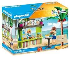 PLAYMOBIL Family Fun 70437 Strandkiosk, Ab 4 Jahren