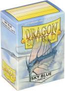 Dragon Shield 11019 Standard Sleeves Kartenhhüllen, Matte Sky Blue