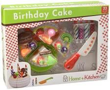Speelgoed 27515 Home and Kitchen Geburtstagskuchen in FensterKarton, Mehrfarbig