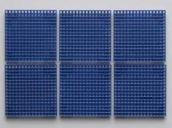 Ministeck 31207 - Zubehör - 5 Aufhänger + 25 Verbinderbindungsscheiben