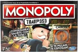 Monopoly – Falle (spanische Version) (Hasbro E1871105)