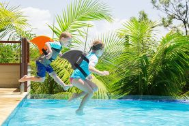 xtrem toys & spo SWIMFIN Orange HAITA