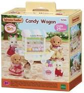 Sylvanian Families 5266 Candy Wagon, Mehrfarbig