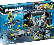 Playmobil 9250 - Dr. Drone's Command Center