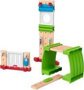 Fisher-Price GFP80 - Wunder Werker Holzspielzeug Erweiterungsset Orte mit Bauteilen aus FSC zertifiziertem Holz, Spielzeug ab 3 Jahren