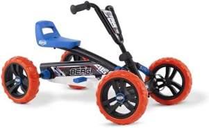 Berg Pedal Gokart Buzzy Nitro | Kinderfahrzeug, Tretauto, Sicherheid und Stabilität, Kinderspielzeug geeignet für Kinder im Alter von 2-5 Jahren