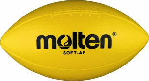 Molten Softball American Soft-AFA Football, Gelb, Ø 270 mm
