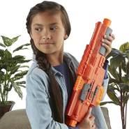 Hasbro Star Wars B7763EU4 Star Wars Rogue One Blaster - Sergeant Jyn Erso, Spielzeugblaster