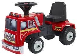 FALK 1018 'Rutschauto Fire Rescue' ab 12 Monaten, bis 30 kg belastbar,
