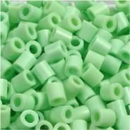 Nabbi Bügelperlen 1.100 Stück lindgrün