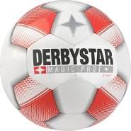 Derbystar Magic Pro S-Light, 4, weiß rot, 1118400130