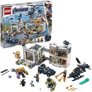 LEGO® Marvel Super Heroes™ 76131 'Avengers-Hauptquartier', 699 Teile, ab 8 Jahren