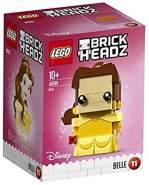 LEGO Brickheadz 41595 - Belle, Disney Geschenk