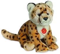 Teddy Hermann 904656 Gepard Plüsch, 26 cm