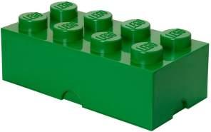 Lego 'Storage Brick 8' Aufbewahrungsbox grün