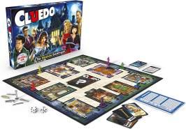 Cluedo - spannendes Detektivspiel für die ganze Familie, klassisches Brettspiel ab 8 Jahren