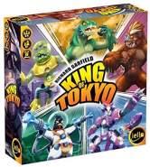 IELLO 51329 - King of Tokyo (niederländische Version)