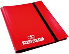 Ultimate Guard UGD010162 - 4-Pocket FlexXfolio, rot