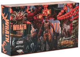 CoolMiniOrNot CMNSSN006 Wrath Box: The Others, Mehrfarbig