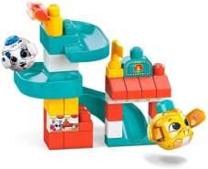 Mega Bloks GKX70 - Guck-Guck Vergnügungspark Spielset (35 Teile)