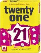 NSV - 4044 - Twenty ONE - Würfelspiel